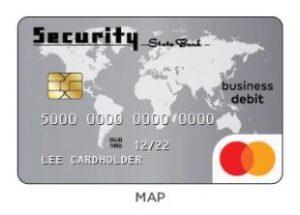 World View Business Debit Card